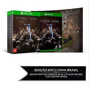 Game Sombras da Guerra Edição Limitada - Xbox One