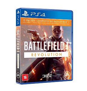 Jogo Battlefield 1 Revolution para PS4