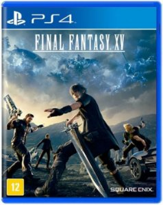 Game Final Fantasy XV - Final Fantasy 15 - PS4