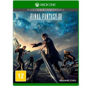 Jogo Final Fantasy XV - Final Fantasy 15 (FFXV): Edição Day One - Xbox One