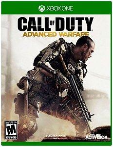 Jogo Call of Duty Advanced Warfare Xone
