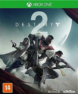 Game Destiny 2 Edição de Day One - Xbox One