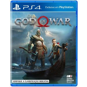 Game God Of War 4 PS4