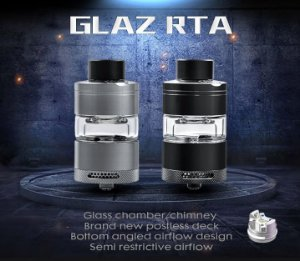 Aromamizer Glaz 30mm RTA