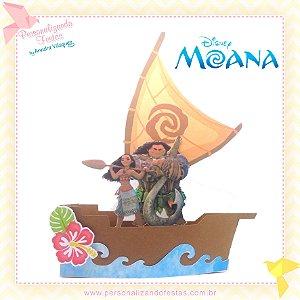 Caixa Barco Moana