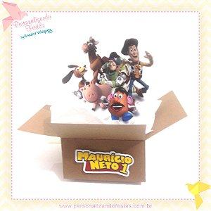 Centro de Mesa Caixa Toys