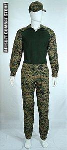 Uniforme Completo Conjunto Calça e Camisa Marpat Digital