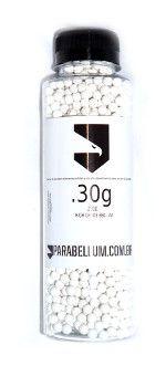 Esferas Plásticas 6mm Parabellum SRC BBs 0.30g 2000un Heavy Grade