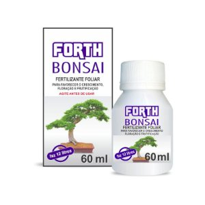 Fertilizante para Bonsai Forth 60 ml