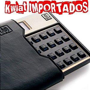 aa05ba8f1 Calculadora Financeira Hp 12c Gold 100% Original Lacrada