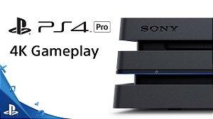 Playstation 4 Pro 1tb Sony Ps4 4k Lançamento