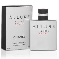 Perfume Allure Homme Sport 100ml Chanel - Original / Lacrado