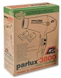 Secador Parlux 3800  / eco friendley / ionic & ceramic 110V