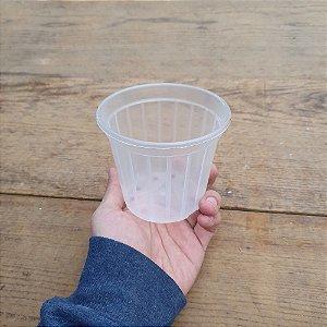 Kit 10 Vasos Transparentes pote 10