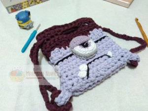 Mochila Bad Minion