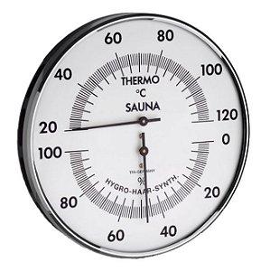 Termo-Higrômetro para Sauna Incoterm A-DIV-0104