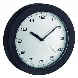 Relógio Preto Incoterm   A-DIV-0058.00