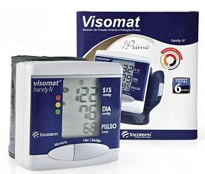 Medidor de Pressão Digital Visomat Pulso Incoterm 29936