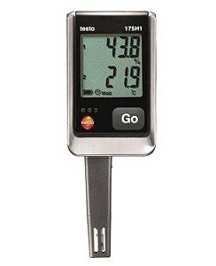 Datalogger de temperatura e umidade testo 175 H1