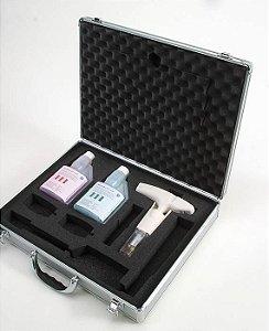 Instrumento de medição de pH / temperatura para meios semi-sólidos Testo 205 - kit 0563 2052