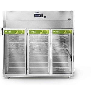 Refrigerador +2°+8º Indrel RVV2000D