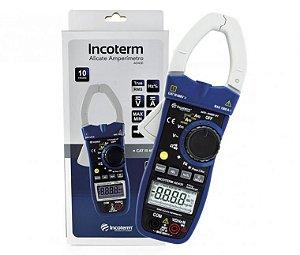 Alicate Amperímetro Digital Incoterm AD430