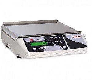 UDC 6000/1 S - Balança pesadora, com backlight e bateria 6kg