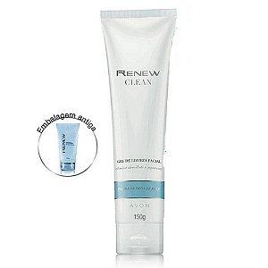 Gel de Limpeza Facial Renew Clean