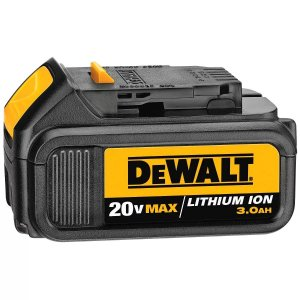 Bateria 20v Furadeira Parafusadeira 3.0a Lítio Dewalt Dcb200