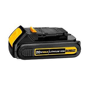 Bateria 20 volts 1,3 ah íons de lítio DCB207-B3 DeWALT