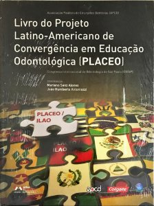 LIVRO - Livro do Projeto Latino-americano (PLACEO) - Mariano Sanz; João Humberto