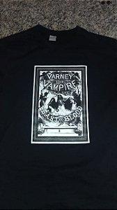 """Camiseta """"Varney, the Vampire"""" - Tamanho G"""