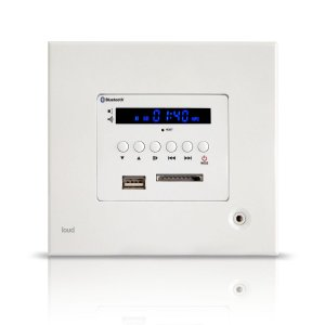 AMPLIFICADOR 30W, DISPLAY LCD E CONTROLE REMOTO LAC LX BT- BLUETOOTH