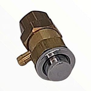 Registro tipo Válvula Purificador Belliere  Pure H2O Natural
