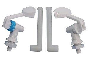 Kit Higienização Bebedouro/Purificador Br Libell Stilo /AcquaFlex