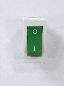 Interruptor Tecla Verde Agitadores Refresqueira IBBL BBS 1/2