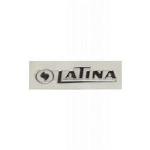 Adesivo Latina Logo 3D