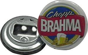Chaveiro Abridor de Garrafa 5,5 Cm Chopp Brahma