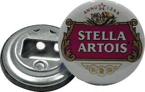 Chaveiro Abridor de Garrafa 5,5 Cm Stella Artois
