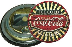 Chaveiro Abridor de Garrafa 5,5 Cm Coca-Cola 05