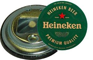 Chaveiro Abridor de Garrafa 5,5 Cm Heineken 02