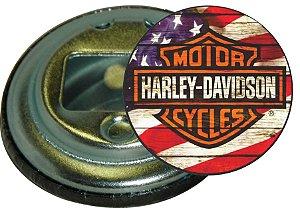 Chaveiro Abridor de Garrafa 5,5 Cm Harley-Davidson 04