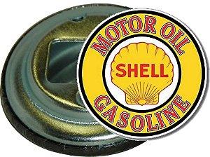 Chaveiro Abridor de Garrafa 5,5 Cm Shell