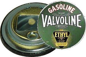 Chaveiro Abridor de Garrafa 5,5 Cm Valvoline