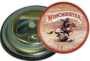 Chaveiro Abridor de Garrafa 5,5 Cm Winchester