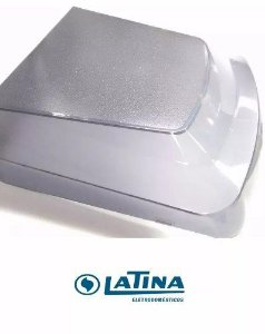 Topo Fume Claro Purificador Latina Cod 110782