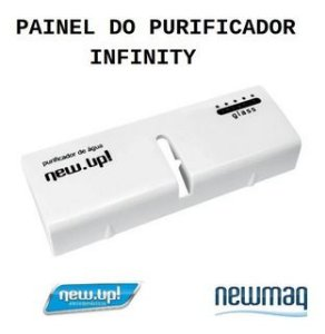 Painel New Up Branco Purificador Infinity