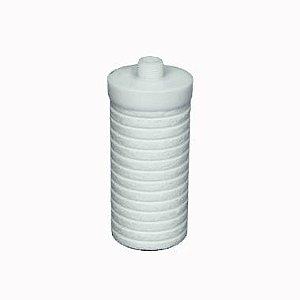 Elemento Filtrante Polipropileno 5 Polegadas / 25 Micras Com Rosca