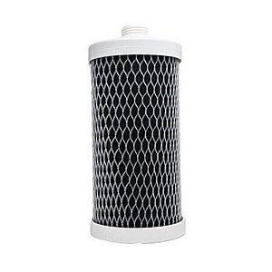 Elemento Filtrante Carvão Block 5 Polegadas / 5 Micras Com Rosca