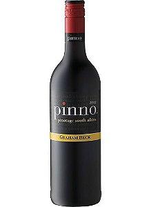 Vinho sul africano Graham Beck Pinno Pinotage tinto